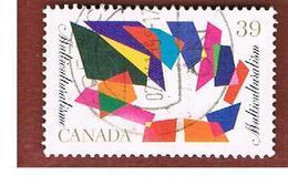 CANADA - SG 1381  - 1990  MULTICULTURALISM  -   USED - Usati