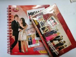 High School Musical 3, Album Vuoto+box In Blister 24 Bustine Panini Lot N 4 - Italian Edition