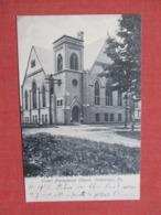 United Presbyterian Church  Cochranton  Pennsylvania      Ref   3658 - United States