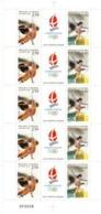 ANDORRA  Jeux Olympiques D'Albertville 1992.nr 414A,.Feuille Entière Neuve** - Hiver