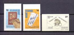 2445/2447 Prestige Beroepen ONGETAND POSTFRIS**  1992 - Belgique