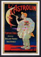 REF 389 : CPM Repro L'astrolin Publicité Eugène Ogé - Pubblicitari