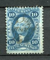 USA Revenue / Scott: R36 Inland Exchange         Used       (6694) - Revenues