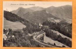 Klamm Semmering Austria  1907 Postcard - Semmering