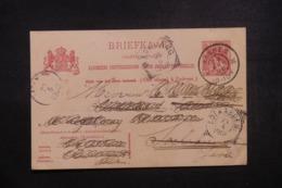 PAYS BAS - Entier Postal De Arnhem Pour Java En 1906 - L 43004 - Ganzsachen