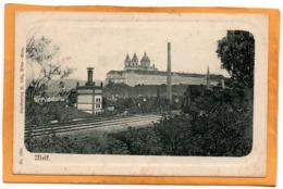 Melk 1900 Postcard - Melk