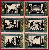 Allemagne 6 Notgeld  Stadt Geldern  Dans L 'état N °15 - Collections