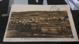 CPA -  560. AMBERIEU - EN - BUGEY (Ain) -  Nouvelle Vue Générale - Other Municipalities