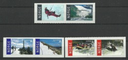 Norway 2013 Tourism Y.T. 1759/1764 (0) - Used Stamps
