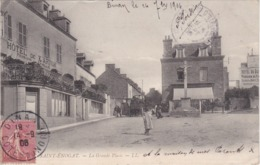DINARD - SAINT-ENOGAT - La Grande Place - Calvaire - Dinard