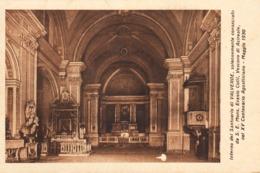 12734 - Valverde - Interno Del Santuario,solennemente Consacrato Da S. E. Mons. Evasio Colli,Vescovo Di Acireale,nel XV - Roma (Rome)