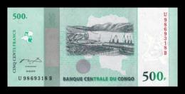 Congo 500 Francs 2010 Commemorative Pick 100 SC UNC - República Democrática Del Congo & Zaire