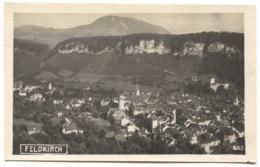 FELDKIRCH - AUSTRIA, OLD PC - Feldkirch
