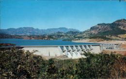 !  Ansichtskarte San Salvador, Wasserkraftwerk, Planta Hidroelectrica, Hydroplant, Staudamm - El Salvador