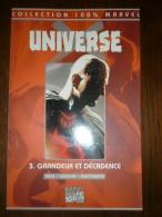 Collection 100% Marvel: Univers X 3: Grandeur Et Décadence/ Marvel, 2001 - Books, Magazines, Comics