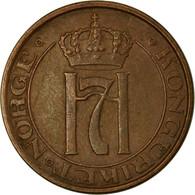 Monnaie, Norvège, Haakon VII, 2 Öre, 1949, TTB, Bronze, KM:371 - Noruega