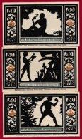 Allemagne 5 Notgeld  Stadt Quedlinburg  Dans L 'état N °24 - Collections