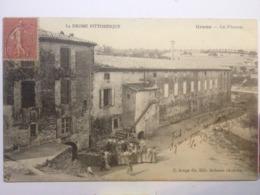 Grane Filature Filatures Artige Drome Pittoresque - France
