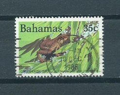 1984 Bahamas Frog,frosch,kikker Used/gebruikt/oblitere - Bahamas (1973-...)