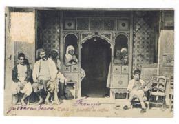 TUNIS  BOUTIQUE DE COIFFEUR - Sambia