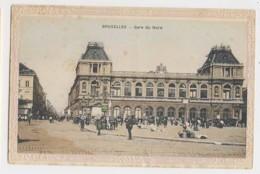 AJ17 Bruxelles, Gare Du Nord - Animated - Public Transport (surface)