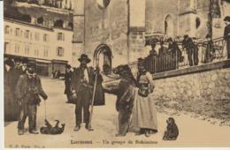 CP - LORMONT - UN GROUPE DE BOHÉMIENS - REPRODUCTIONS - 1260 - CECODI - 1986 - Frankrijk