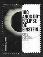 PORTUGAL 2019 CENTENARY EINSTEIN ECLIPSE - 1910-... Republic