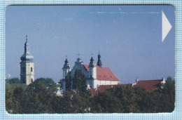 BELARUS / Phonecard / Phone Card / Beltelecom. Architecture Pinsk Church And Monastery Of The Franciscans 2005 - Belarus