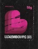 LUXEMBOURG 2013 NICOLE GOETZ - Oblitérés