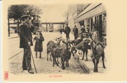 CP - LE CHEVRIER - - REPRODUCTIONS - A 182 - CECODI - C'ÉTAIT LA FRANCE - Police - Gendarmerie