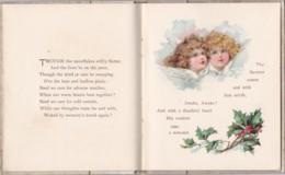 "AR69 Hardback Book - ""A Christmas Token"" - Collection Of Verses/poems - Xmas"