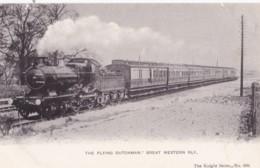 AS92 Trains - The Flying Dutchman, Great Western Railway - Trains