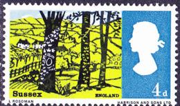 Großbritannien Great Britain Grande-Bretagne - Sussex (England) (MiNr: 418x) 1966 - Postfrisch MNH - 1952-.... (Elizabeth II)