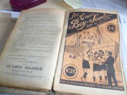 Les Trois Boy-scouts Par De La Hire ; Année 1935 - Padvinderij