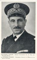 Le Vice Amiral Muselier Commissaire National A La Marine Et A La Marine Marchande (117173) - Personaggi
