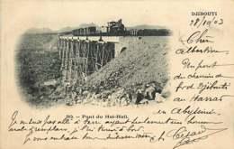 /!\ 8342- CPA/CPSM - Djibouti : Pont Du Hol-Holl - Gibuti