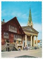 Dornbirn - Rotes Haus Am Marktplatz - Dornbirn