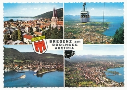 Bregenz Am Bodensee - 4 Ansichten - Bregenz