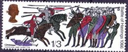 Großbritannien Great Britain Grande-Bretagne - Schlacht Von Hastings (MiNr: 441x) 1966 - Postfrisch MNH - 1952-.... (Elizabeth II)