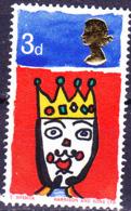 Großbritannien Great Britain Grande-Bretagne - Weihnachten (MiNr: 442x) 1966 - Postfrisch MNH - Unused Stamps