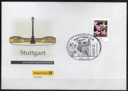ALLEMAGNE  Lettre 2014 Bayreuth Musique  Wagner - Musique