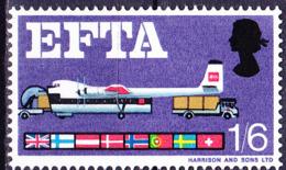 Großbritannien Great Britain Grande-Bretagne - EFTA (MiNr: 445x) 1966 - Postfrisch MNH - 1952-.... (Elizabeth II)