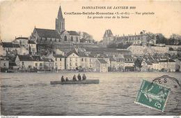 78-CONFLANS SAINTE HONORINE-N°225-D/0335 - Conflans Saint Honorine