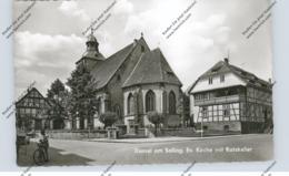 3354 DASSEL Ev. Kirche Und Ratskeller - Northeim