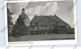 2322 LÜTJENBURG, Schloß Neuhaus, 1954 - Luetjenburg