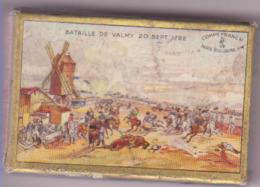 """Petite Boite De Plumes Sergent Major """"bataille De Valmy"""" - Plumes"""
