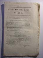 BULLETIN DES LOIS 1811 - ALLEMAGNE DEPARTEMENT DE LA LIPPE - LEGS BELGIQUE PELISSANE ROULERS ESPALAIS MEONNES BOURGBLANC - Decrees & Laws