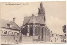 VILLE LE MARCLET - Grande Rue - France