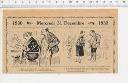 Presse 1930 Humour Philatélie Thème Ancienne Lettre Taxée Lettres Sans Timbres Courrier Non Affranchi  226ZY - Vieux Papiers
