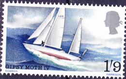 Großbritannien Great Britain Grande-Bretagne - Weltumseglung Von Francis Chichester (MiNr: 469) 1967 - Postfrisch MNH - 1952-.... (Elizabeth II)